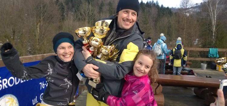 Finał X Pucharu Beskidzkich Groni w Brennej